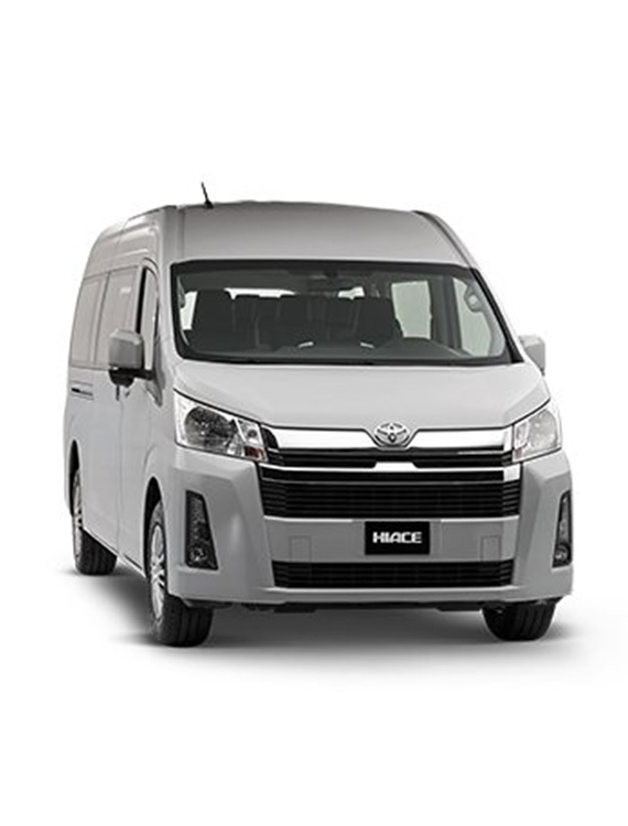 Footer Hiace 2021